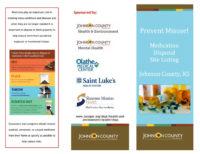 Johnson County, KS Medication Drop-Off Locations